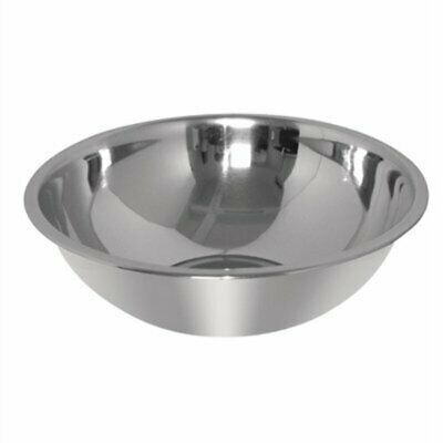 Vogue Stainless Steel Mixing Bowl 4.8Ltr GC138 [QHRN]