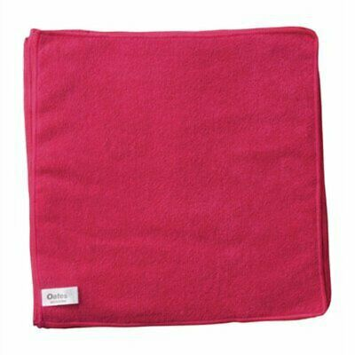 Oates Microfibre Cloth Red CR731 [33KP]