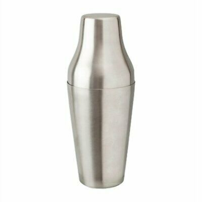 Beaumont Mezclar French Cocktail Shaker Satin DF232 [22A0]