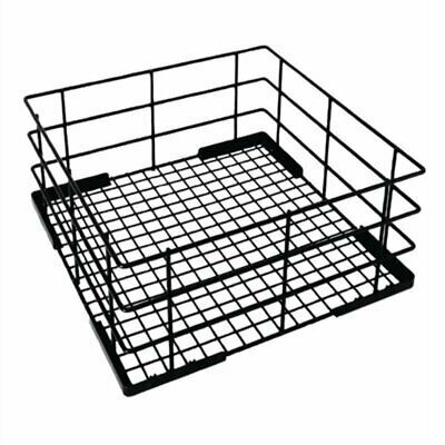 Vogue Wire High Sided Glass Basket 500mm CD244 [1O90]