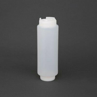 Vogue Clear Rotation Squeeze Bottle 570ml CP068 [1KM0]