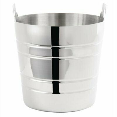 Olympia Polished Stainless Steel Wine & Champagne Bucket C578 [A519]