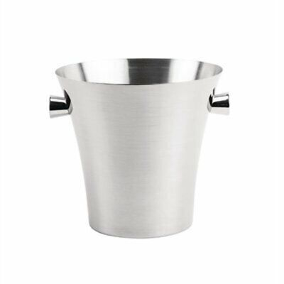 Olympia Wine & Champagne Bucket Stainless Steel DR594 [P911]