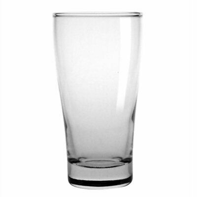 Sheffield Conical Beer Glasses 285ml (Pack of 48) (Pack of 48) GC371 [12Q1]
