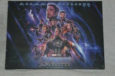 Coffret Avengers Endgame Blu-ray 4K - Edition Collector - NEUF SOUS BLISTER