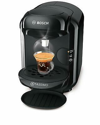 TASSIMO by Bosch Vivy2 TAS1402GB Hot Drinks Machine - Black - for Home & Office