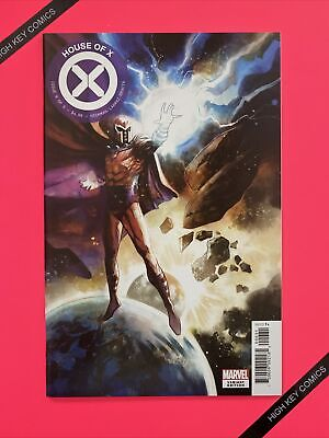 House Of X #6 Incentive 1:10 Mike Huddleston Variant Cover H Marvel 2019 NM