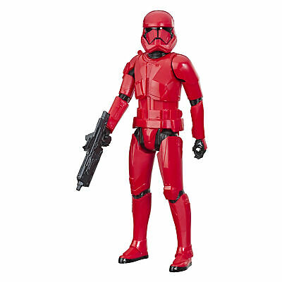 Star Wars Hero Series: The Rise of Skywalker Sith Trooper 12-Inch Action Figure