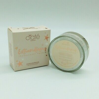 Ciate London Extraordinary Translucent Setting Face Powder New Free Shipping