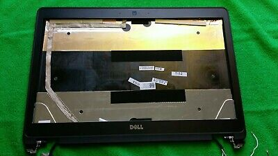 GENUINE DELL LATITUDE 5000 14 E5470 LCD BACK COVER BLACK C0MRN 9FG74 HIAA 06