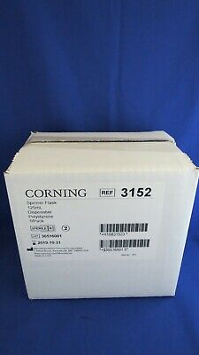 Corning 125mL Disposable Spinner Flask with Paddle & Shaft 3152