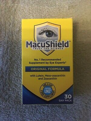 Macushield Macushield Capsules Original Formula 30 Day Pack