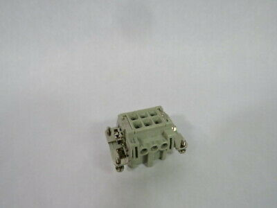 Ilme CNEF-06T 6 Pin Connector 16A 500V  USED