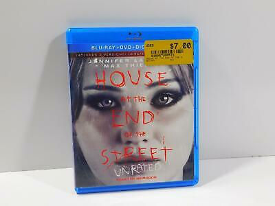 House at the End of the Street (Blu-ray/DVD, 2013, 2-Disc Set)