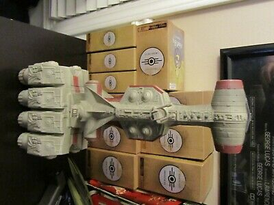 1996 Kenner Star Wars Collector Fleet Electronic REBEL BLOCKADE RUNNER