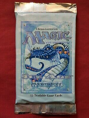 Magic The Gathering ICE AGE New Sealed Booster Pack MTG