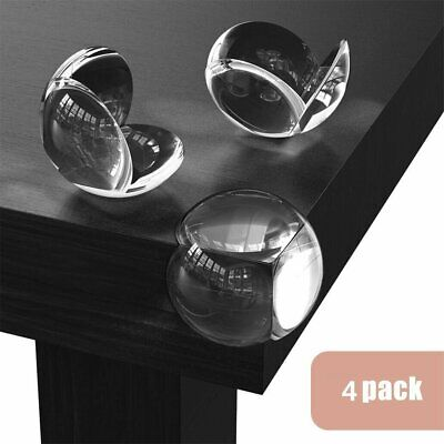 4Pcs Child corner protector edge table cushion guard safety head protection US