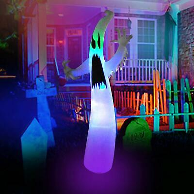 8 FT Inflatable Halloween Terrible Ghost Inflatables Blow Up Party Decoration