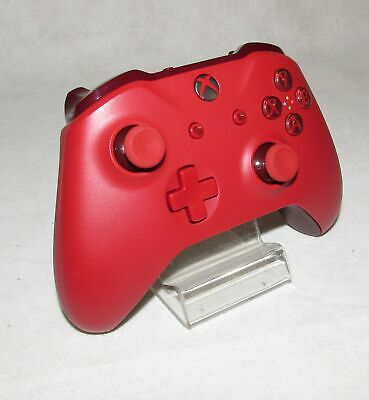 Official Xbox One 3.5mm Wireless Controller - RED 1708 RF2513