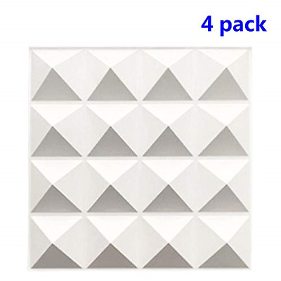 Acoustic Sound Panel Diffuser Lightweight Easy Install Recording Studio Supplies