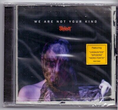SLIPKNOT We Are Not Your Kind (CD Album)