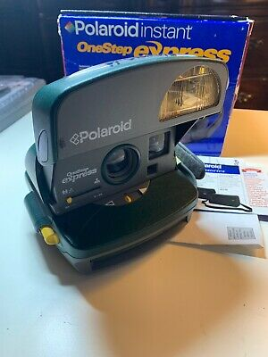 Polaroid One Step Express Instant 600 Film Camera  new in old stock