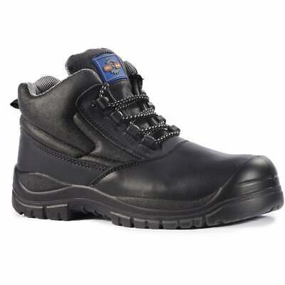 Rock Fall Tomcat TC340 Dakota black non-metal S3 safety boot with midsole