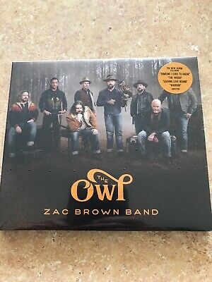 Zac Brown Band, The Owl (2019 CD) - BRAND NEW & SEALED