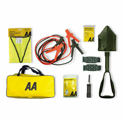 The AA Emergency Winter Snow Car Kit