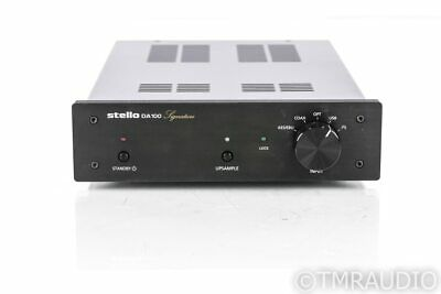 April Music Stello DA100 Signature Edition DAC; D/A Converter