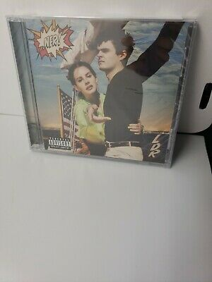 Lana Del Rey NFR! CD Album 2019 Factory Sealed Norman Rockwell