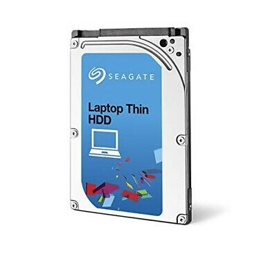 "Seagate Laptop Thin 500GB 2.5"" 7mm SATA HDD FIPS 140-2 Self-Encrypting Drive"