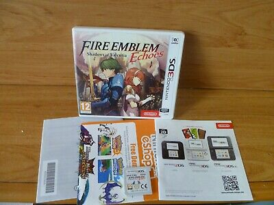 Fire Emblem Echoes - Shadow Of Valentia 3DS VF