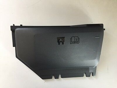 Range Rover Evoque Fuse Relay Box Cover Engine Bay