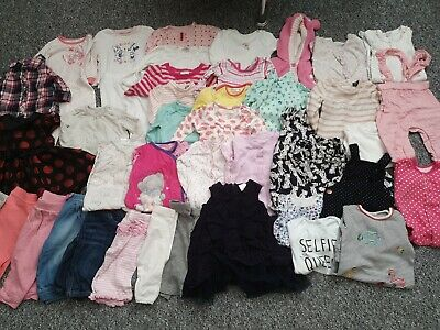 Huge Girls 3-6 Months Beautiful Autumn/Winter Bundle *Combined Postage*