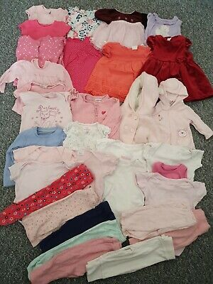 Girls Huge 6-9 Months Bundle *Combined Postage*