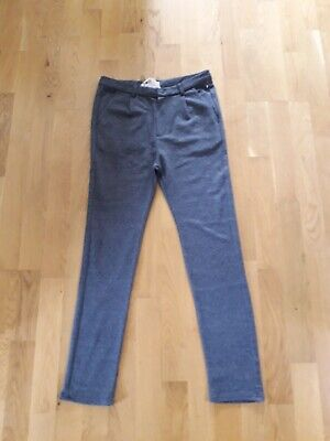 Zara Boys Jogging Trousers Joggers Grey Marl  Size 11-12 Years BNWT