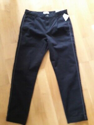Zara Boys Jogging Trousers Joggers Black  Size 11-12 Years BNWT