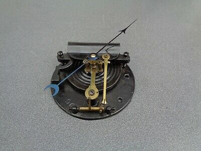 """Large Aneroid Barometer Movement & Pointer For 8"""" Dial Parts Spares"""