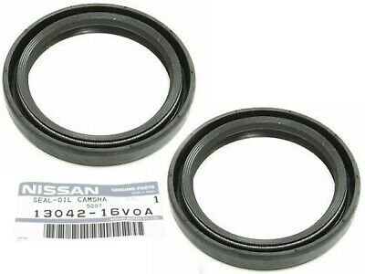 For R33 Skyline GTR RB26DETT Set 2 x Premium Camshaft Cam Oil Seals