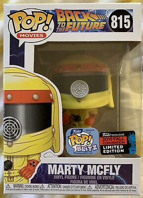 POP! MOVIES: BACK TO THE FUTURE - MARTY MCFLY! NYCC Fall Convention Exclusive!