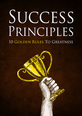 Success Principles Ebook with Full Master Resell Rights   MRR   PDF   Ebooks