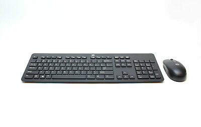 HP Wireless Slim Business Keyboard and Mouse (N3R88AA)
