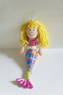 Jellycat, 12 Inch, Mermaid, Plush, Soft Toy, Plushie, Collectible, Gift, Girl