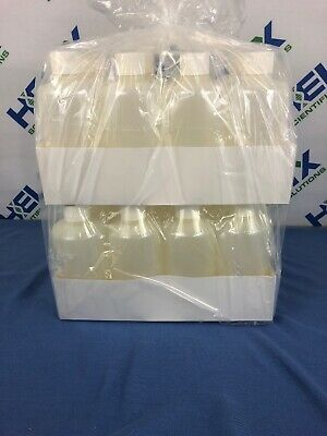 Nalgene Narrow-Mouth HDPE 1000ml Bottles with Closures (342089-0032) Case of 24