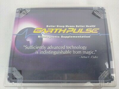 EarthPulse PEMF magnetic field generator V 4.2 Earth Pulse Tested. Works. B5