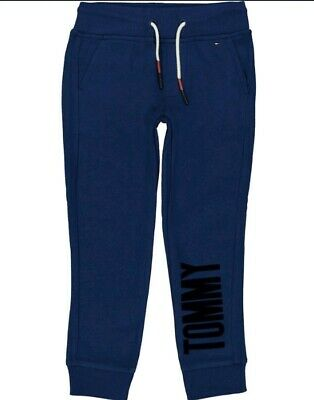 Tommy Hilfiger Boys  Blue Joggers *Age 8 years*  New with tags