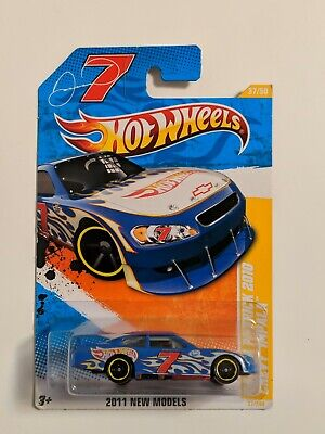 Hot Wheels Danica Patrick 2010 Chevy Impala. New Models #37/50