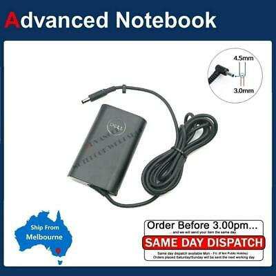 Original 45W AC Adapter Power Supply Charger for Dell XPS 13 9360 9343 Laptop