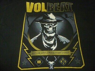 Volbeat Seal The Deal /& Let/'s Boogie Silk Poster Wall Decor 24x36 Inch